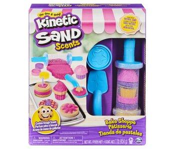 Kinetic sand - bakery