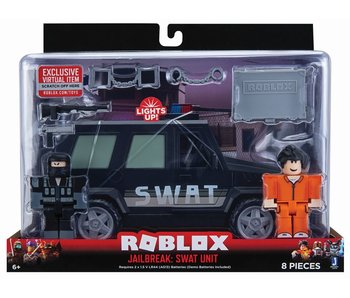 ROBLOX Véhicule caractéristique SWAT W4