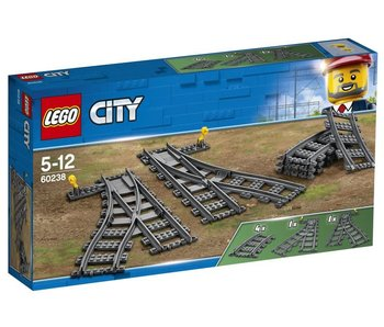 LEGO Wissels  60238