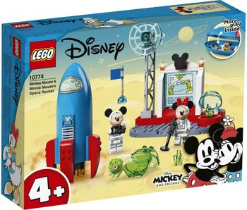 LEGO Mickey Mouse & Minnie Mouse Ruimteraket