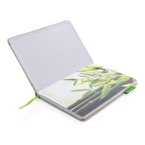 A5 Eco Jute notitieboekje