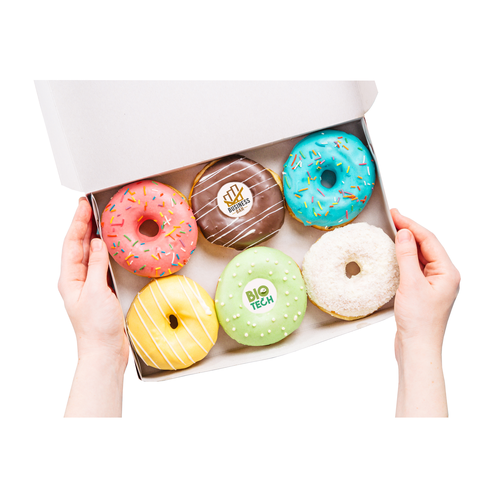 Donuts 6 stuks