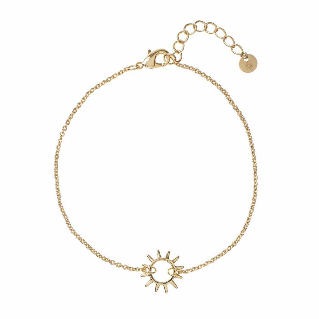 504f0faa657 Rise Bracelet Gold Plated - Riverstones