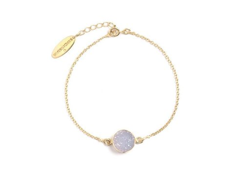 Gleam Bracelet gold plated