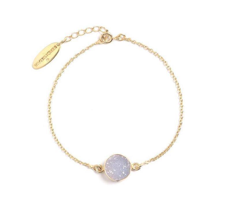 Gleam Bracelet gold plated