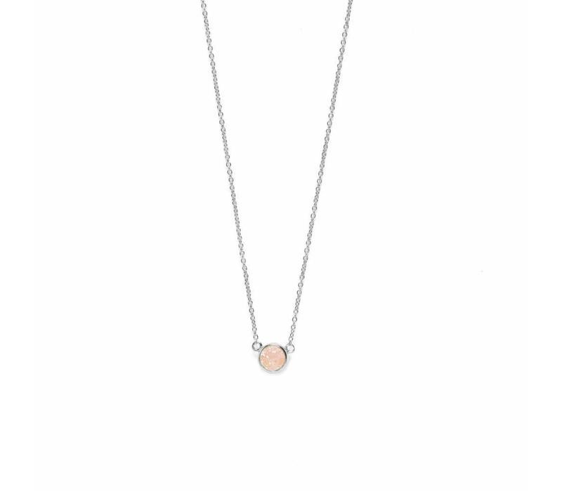Serenity Necklace Silver