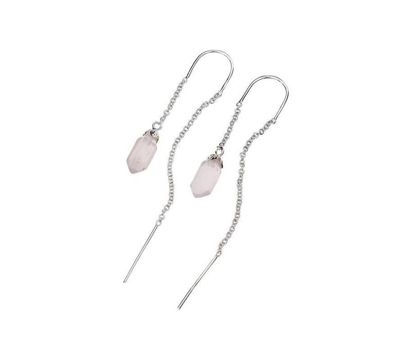 Blush Hangers Silver Plated