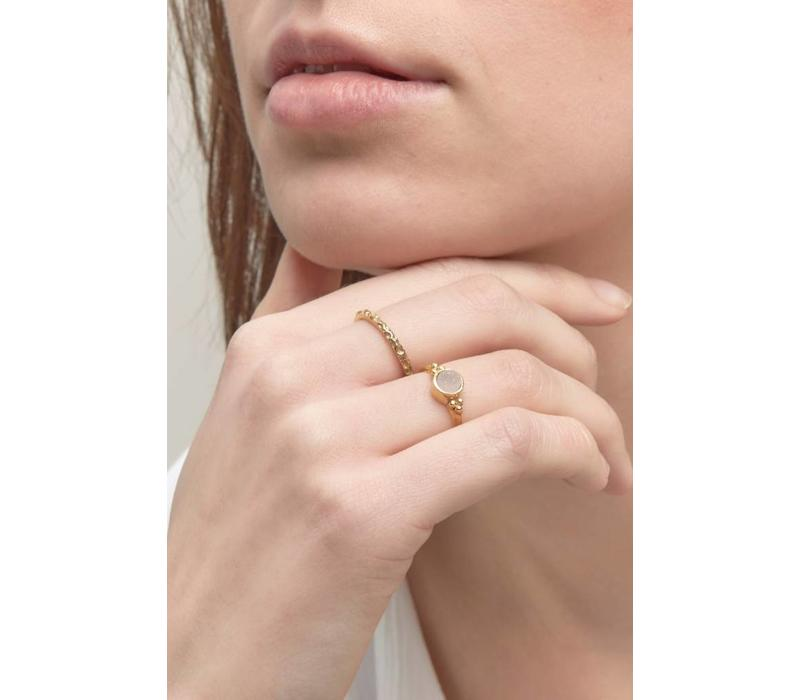 Pure Ring Gold Plated
