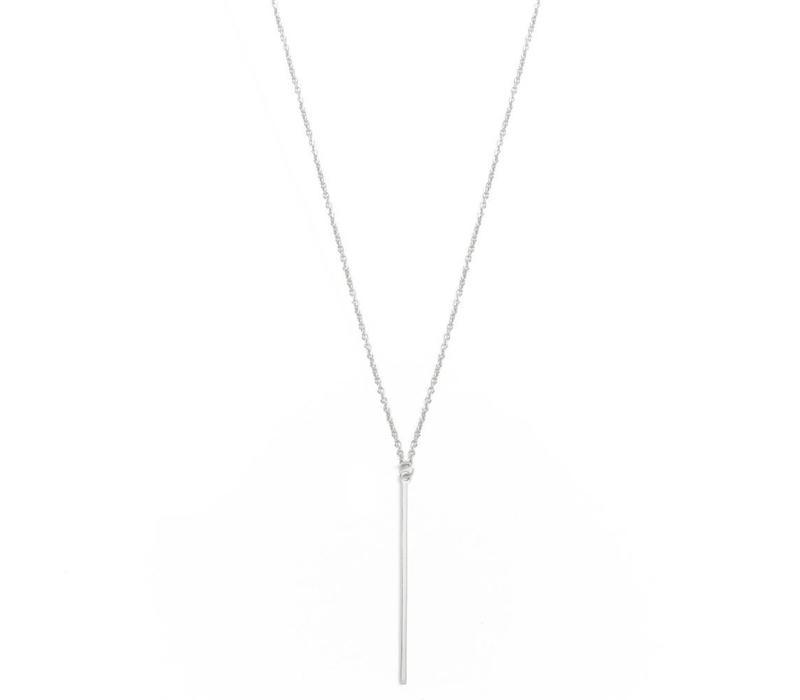 Desire Necklace Silver