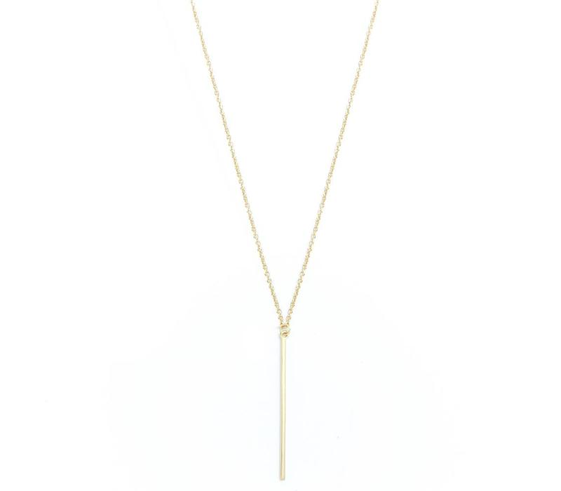 Desire Necklace Gold Plated