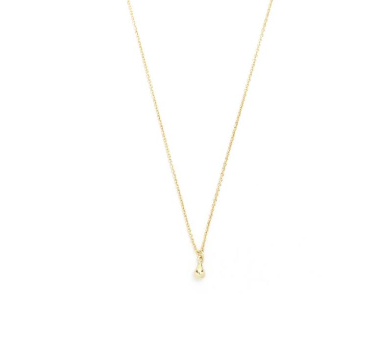 Still Necklace Gold Plated