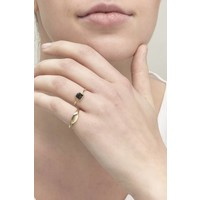 Fierce Ring Gold Plated