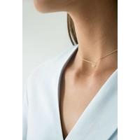 Star Necklace 18krt Gold