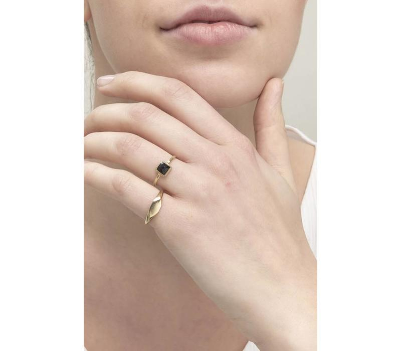 Aware Ring Gold Plated