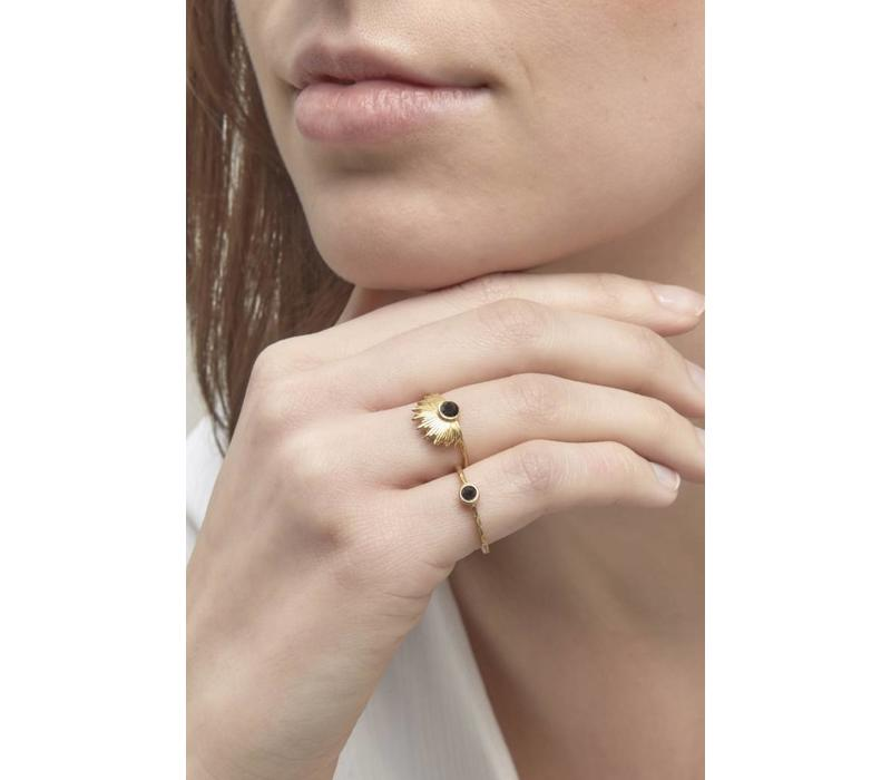 Empowered Ring Goud