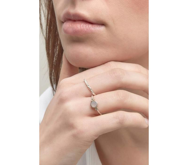 Serenity Ring Silver
