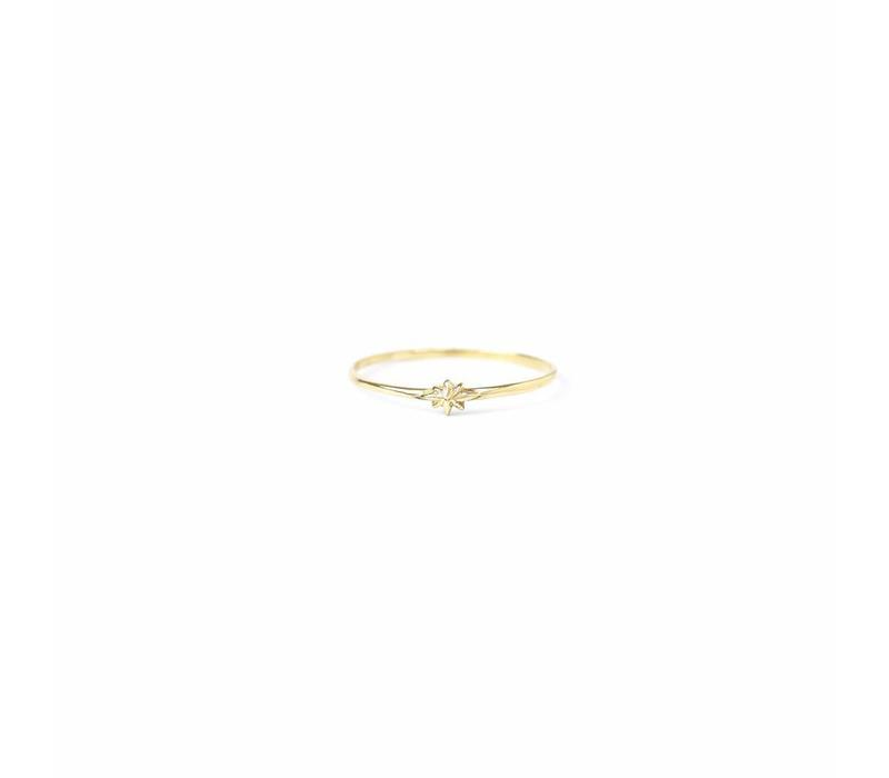 Admire Ring Gold Plated