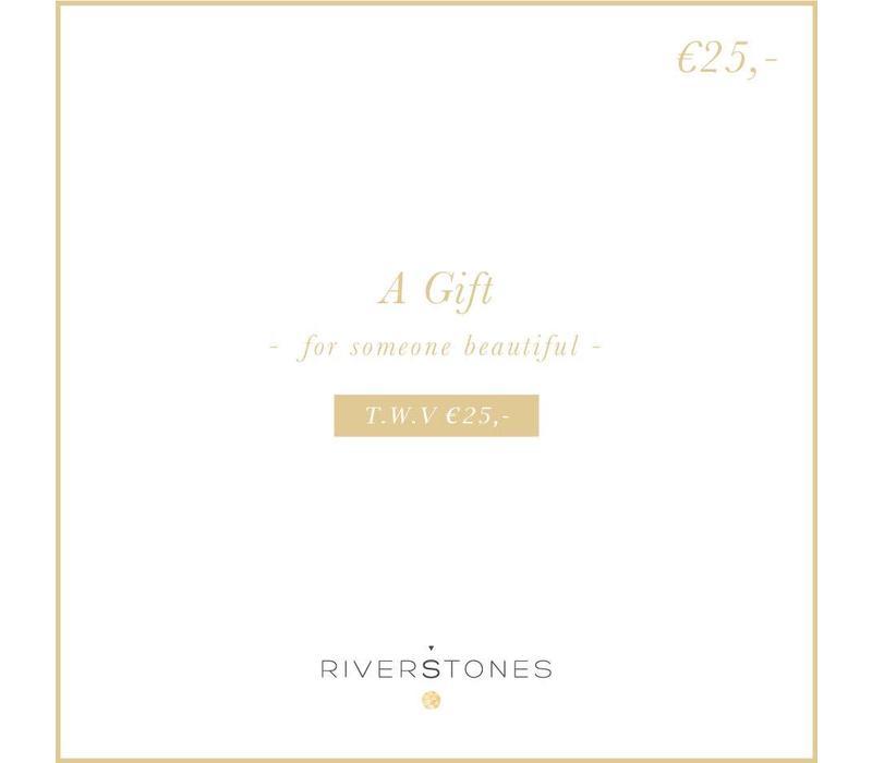 Riverstones Giftcard 25