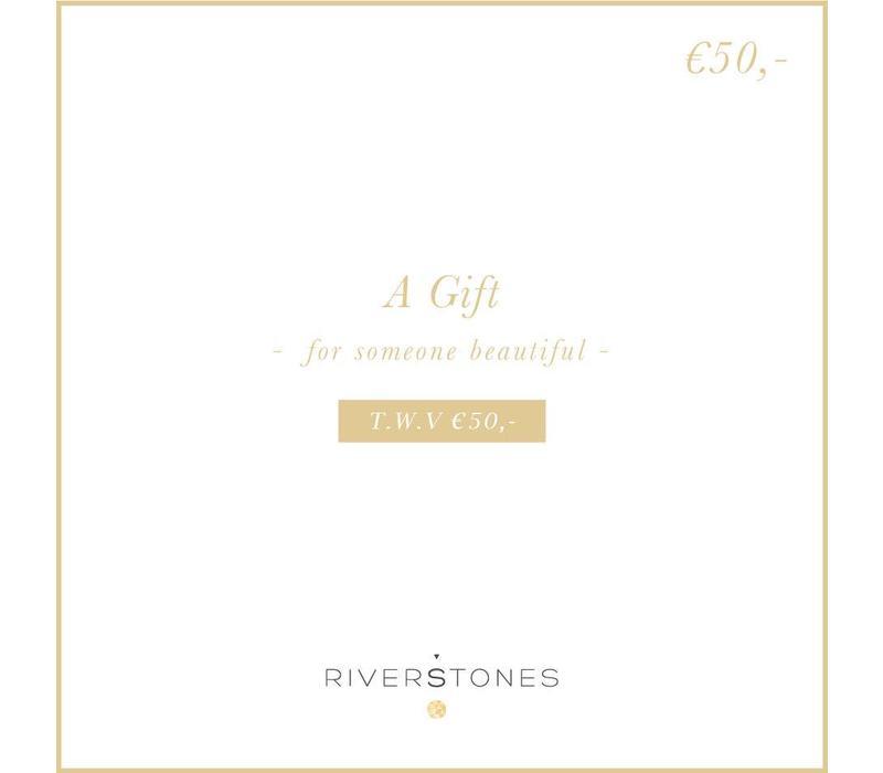 Riverstones Giftcard 50