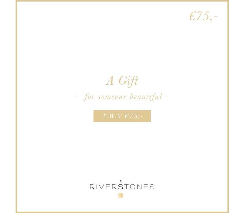 Riverstones giftcard 75