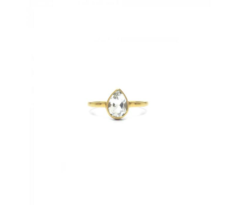 Clear Ring Gold