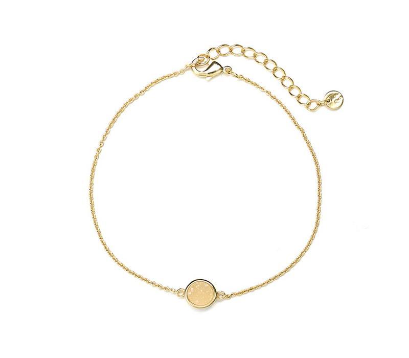 Glow Bracelet Gold Plated