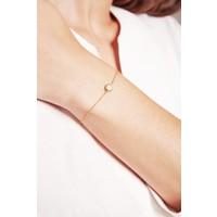 Glow Armband Goud