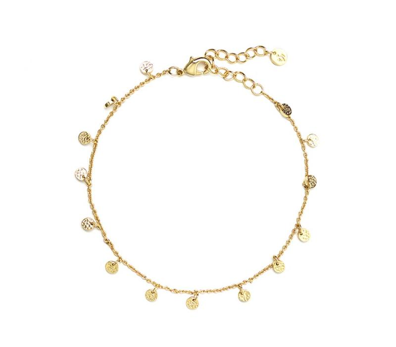 Aerial Bracelet Gold Plated