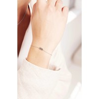 Amsterdam Canal Armband Zilver