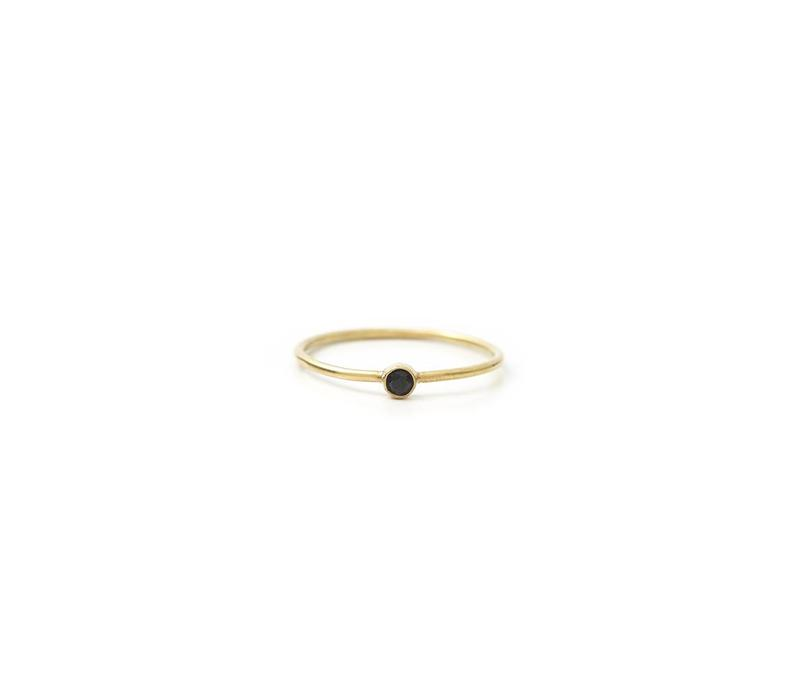 Ease Ring Verguld
