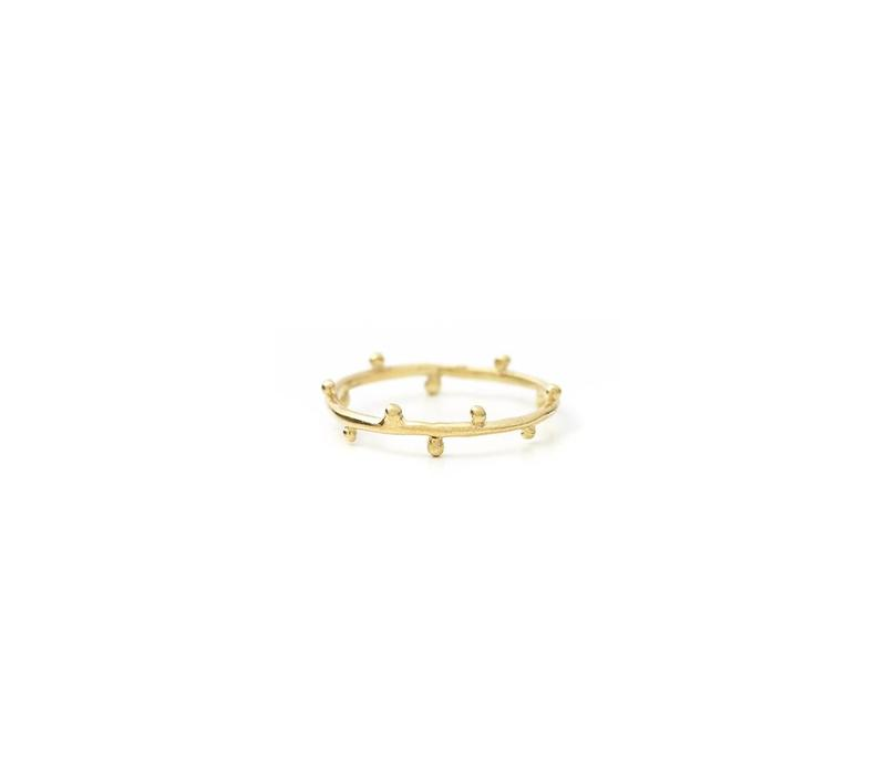 Wonder Ring Gold Plated