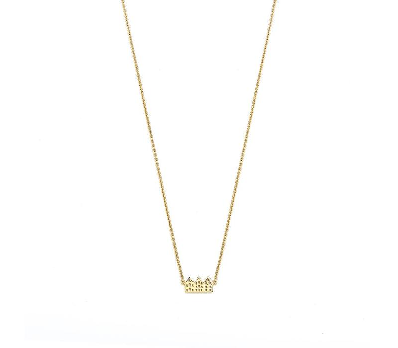 Canal Ketting Goud