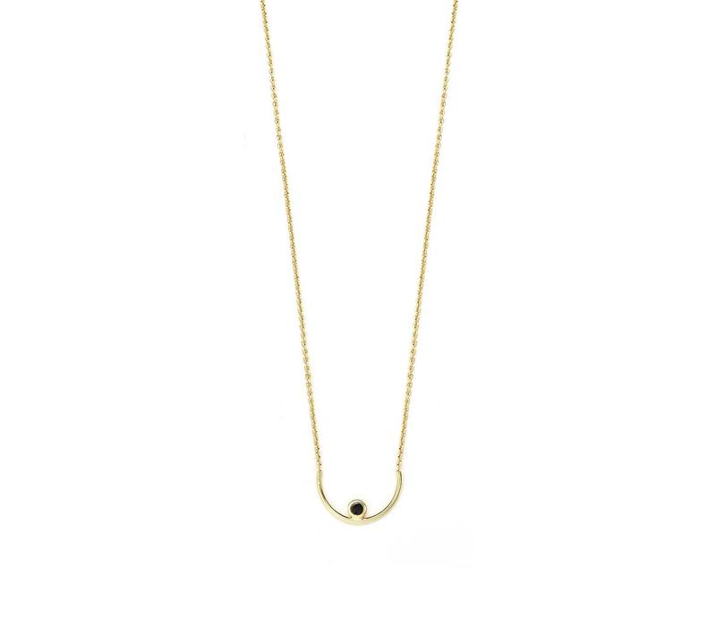 Ease Necklace Gold  Plated