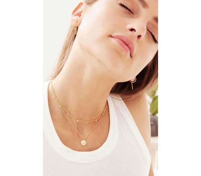 Light Ketting Goud