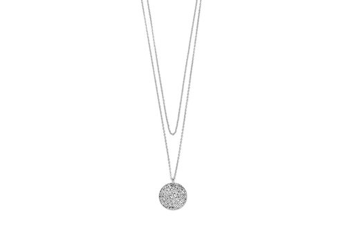 Gentle Necklace Silver