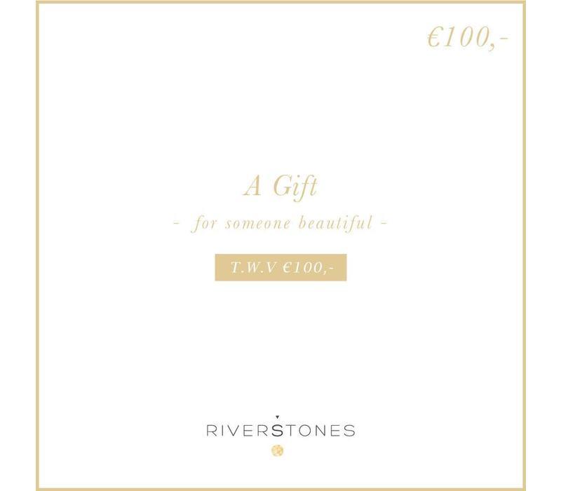 Riverstones Giftcard 100