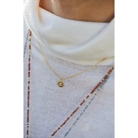 The Now Ketting Verguld