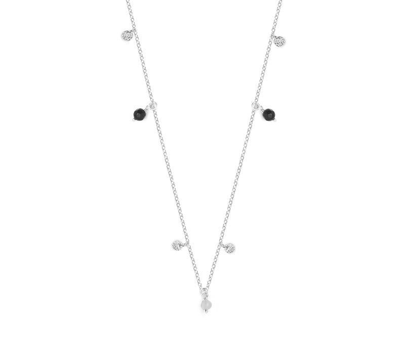 Bliss Necklace Silver