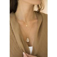Spirit Necklace Silver