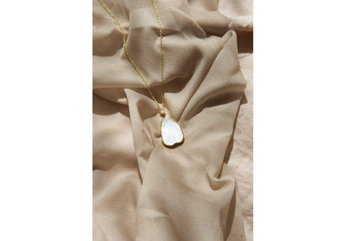 Spirit Necklace Gold Plated
