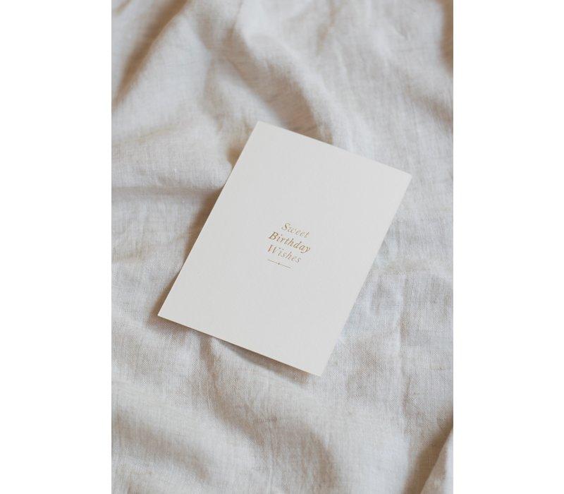 Greeting cards set