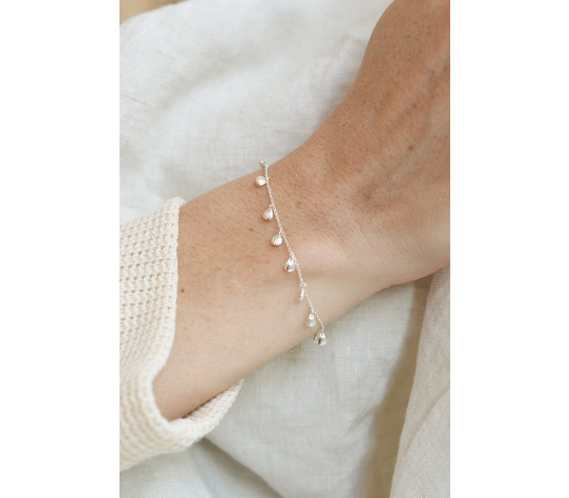 Mare Bracelet Silver