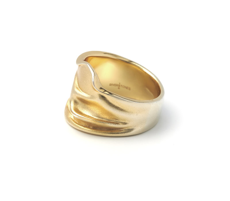 Free Ring Gold Plated