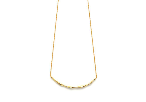 Breeze Ketting Verguld