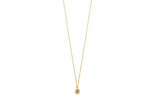 Venus Necklace Gold Plated