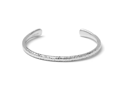 Ocean Cuff Silver
