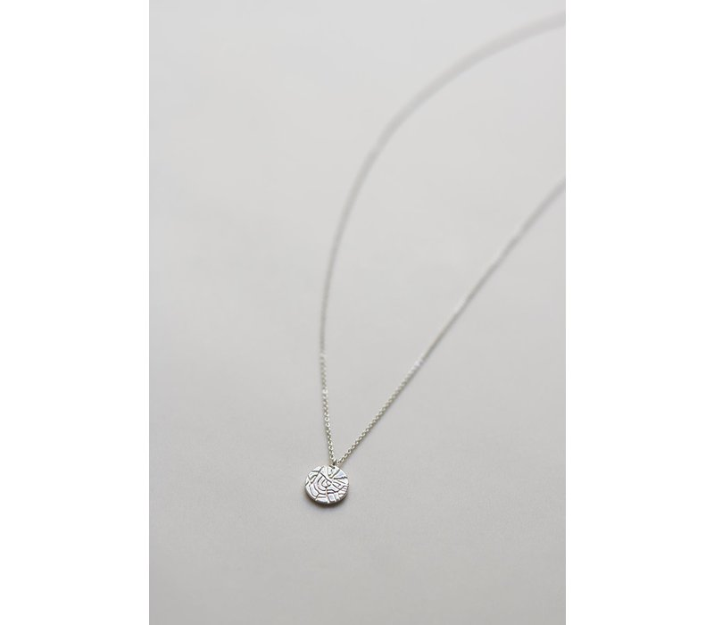 City Necklace Silver