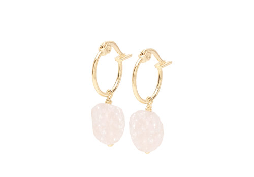 Rose Hoops Verguld