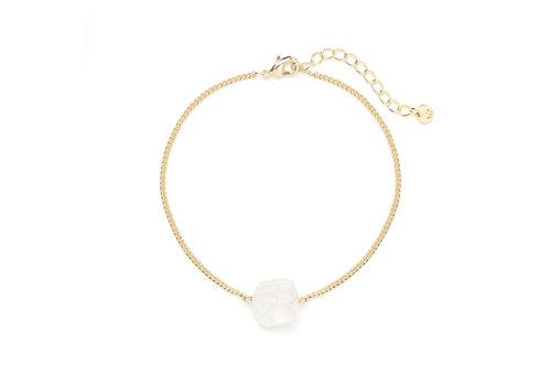 Light Bracelet Gold Plated
