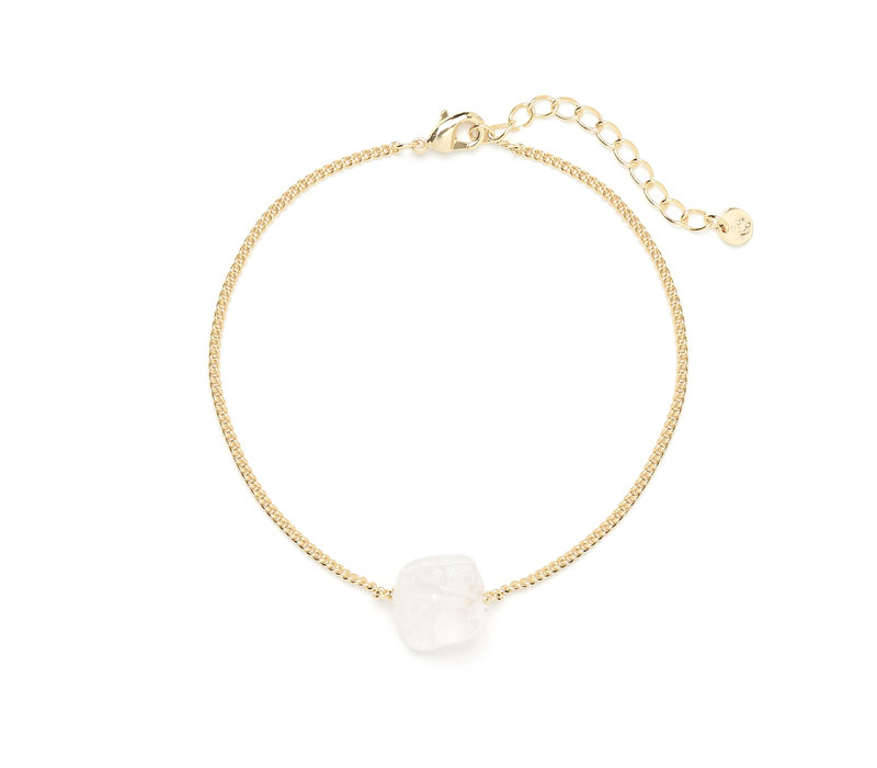 Light Bracelet Gold Plated